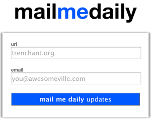 mail me daily